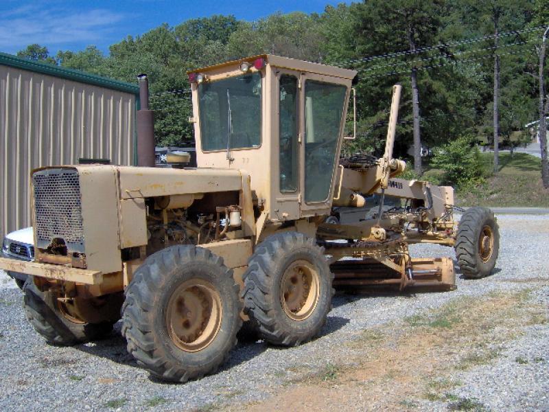 710A Motor Grader