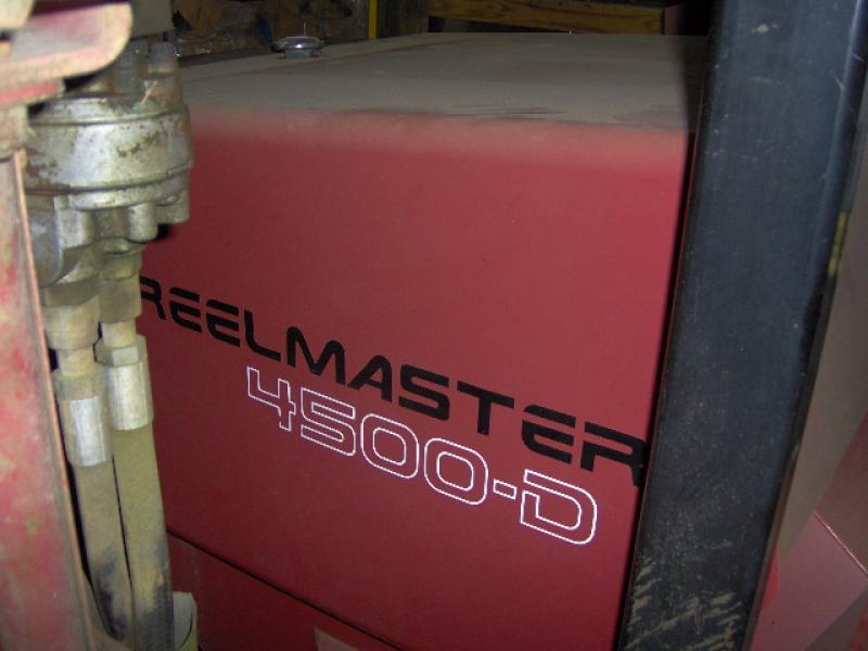 Toro Reelmaster 4500D